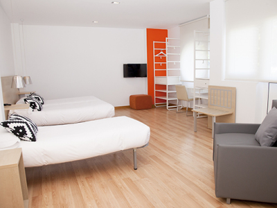 Hotel cadosa hotel 3 en soria web oficial for Habitacion hotel familiar palermo